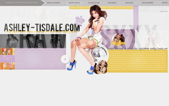 Ashley Tisdale PREMADE