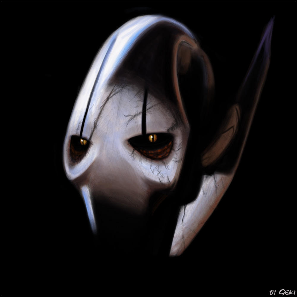 Star Wars 3: General Grievous by GekiSan