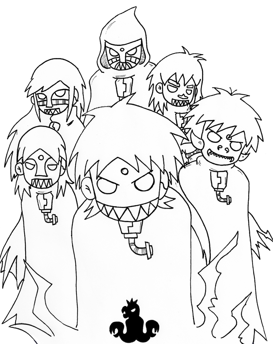 sin coloring pages - photo#12