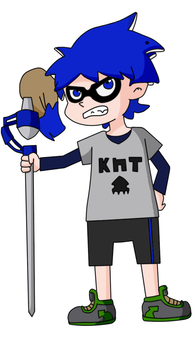 SquidKid Kant by ShinigamiKant