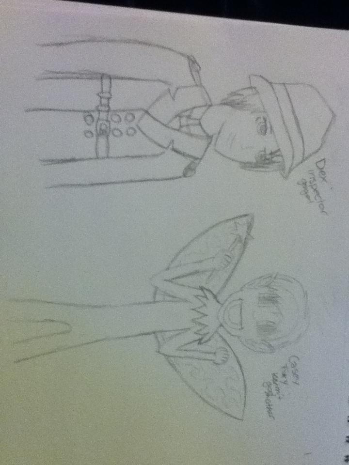 happy waffle gaming fan art by punkgirl73mw