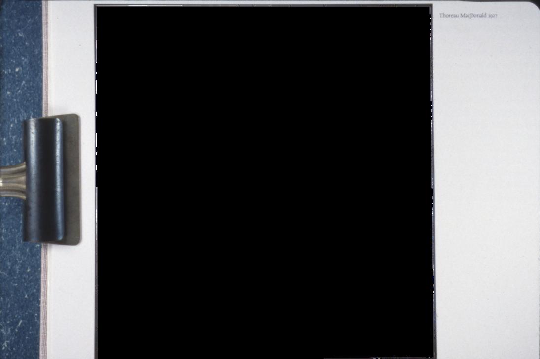 Untitled - Thoreau MacDonald 1927 by Acquavallo