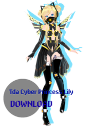 Tda Cyber Princess Lily || DOWNLOAD by ToriiIsWeird