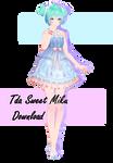 Tda Sweet Miku || DOWNLOAD