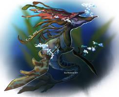 pokeddexy Day 3 - Dragon type by kimardt