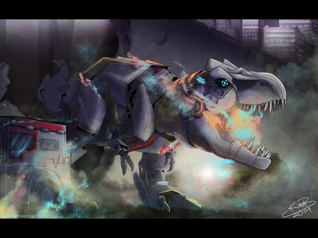 Grimlock by phantos