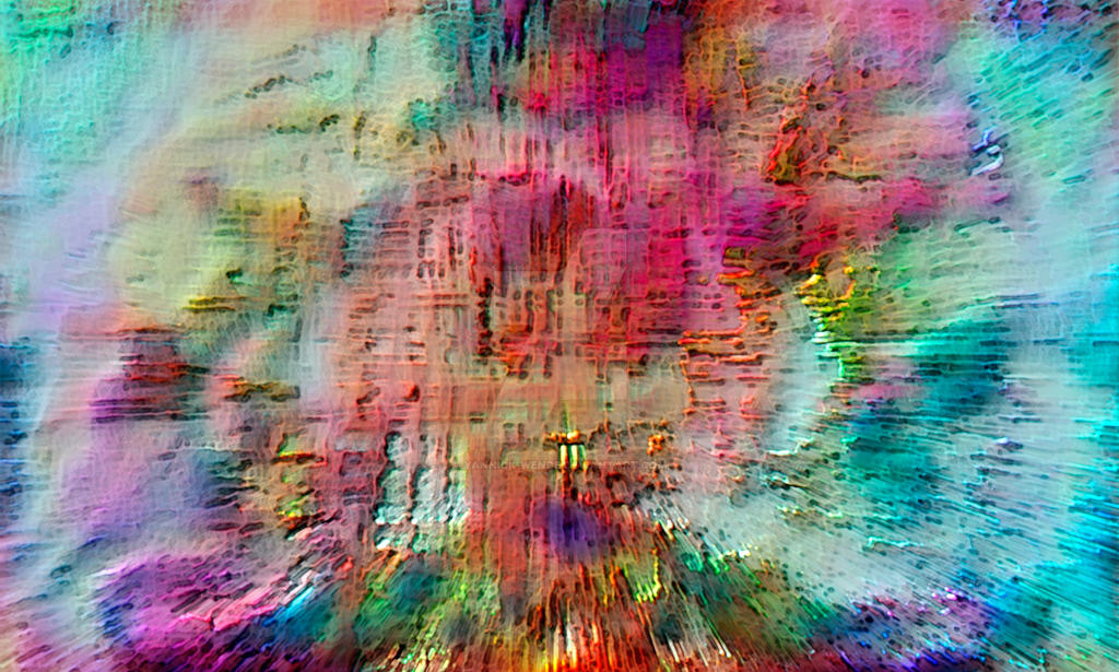 Abstracted 02, 2017 by Yannick-Wende