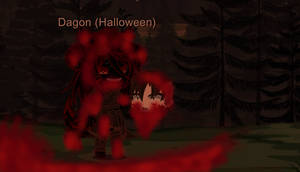 Mah picture of Halloween this year!