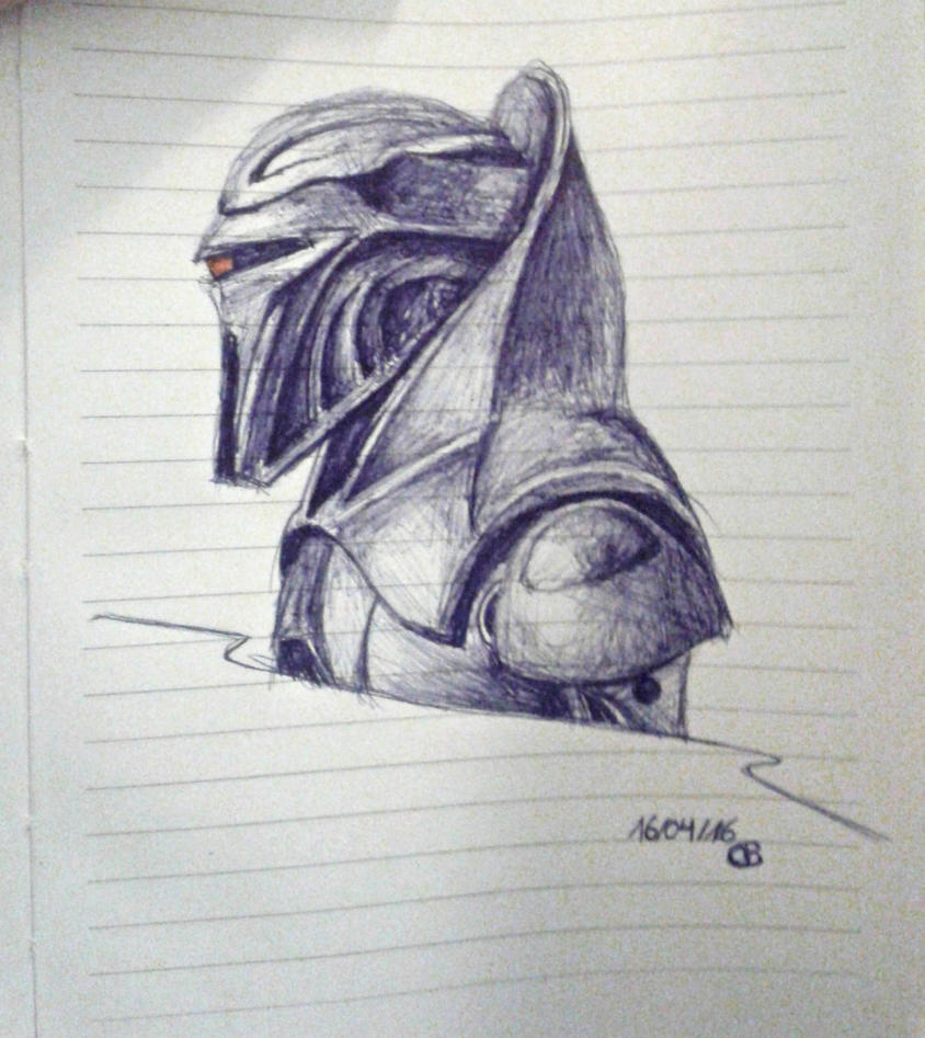 Cylon by x-FallenLeaves-x
