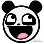 Awesome Panda Face