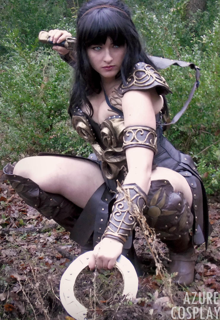Xena - The Warrior Princess - by Azure Cosplay by ...