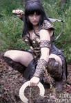 Xena - The Warrior Princess -  by Azure Cosplay