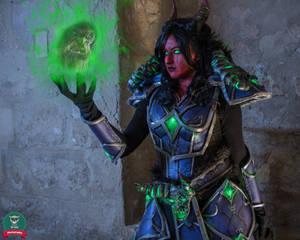 Tyrant Velhari - World of Warcraft (Azure Cosplay)