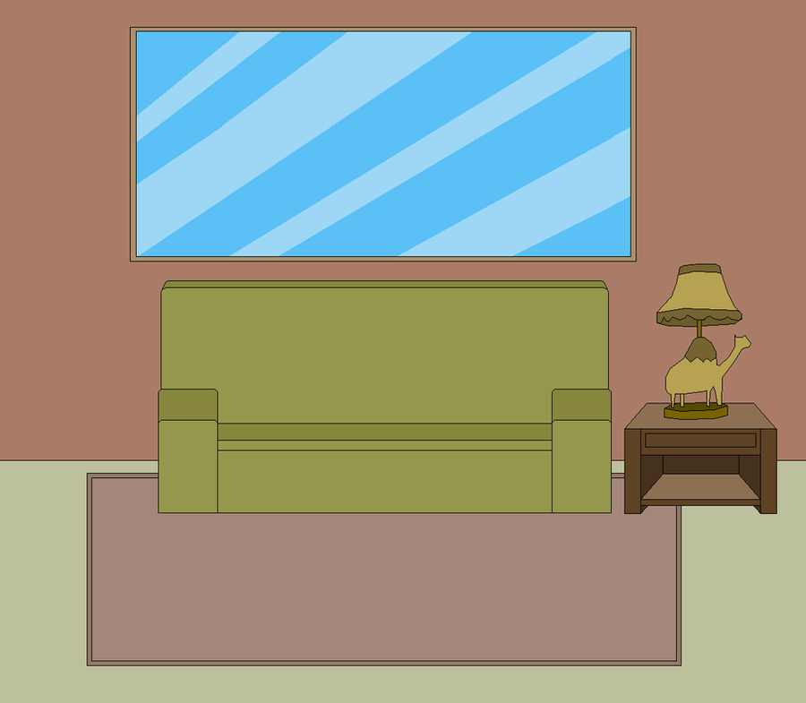 Phineas And Ferb Living Room By Ggault On DeviantArt