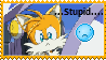 Tails Stamp by ChibiCreamPuff