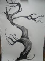 Tree by darknessgates