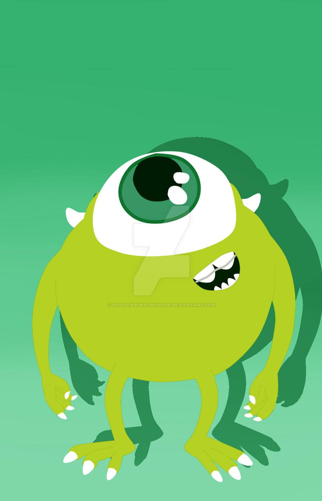 Mike Wazowski Wallpaper | www.pixshark.com - Images ...