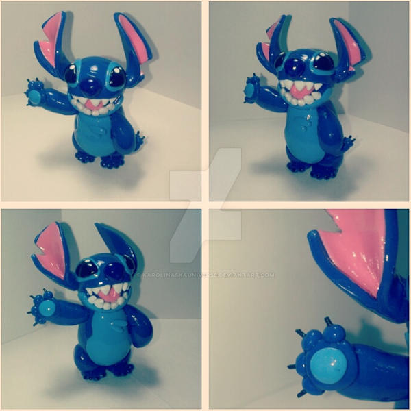 Lilo and stitch featuring stitch commission by for Lilo and stitch arts and crafts