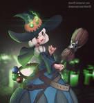 Witch by dozer92
