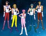 Outer Senshi Male Version