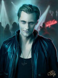 Eric Northman by UglyBobo