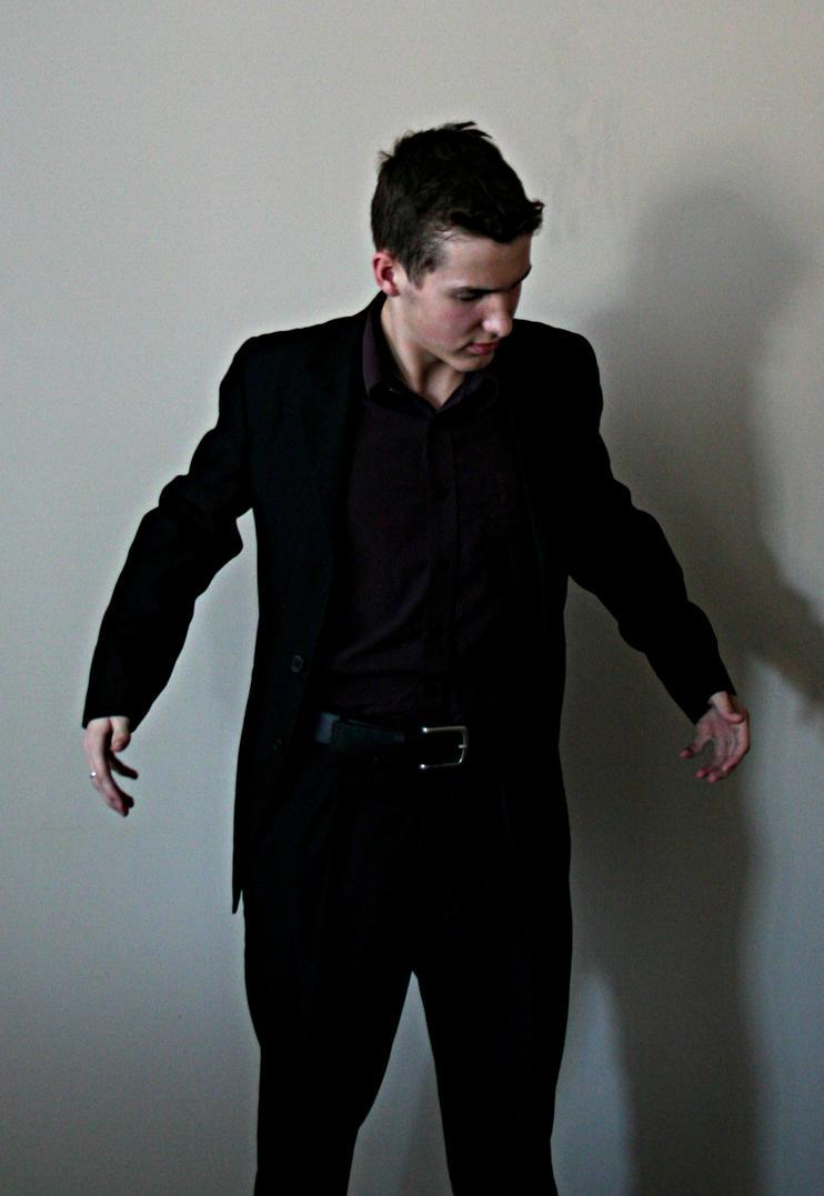 Black suit 4 by XXelaaleXX