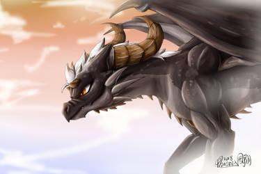 Shadow Toxin Dragon