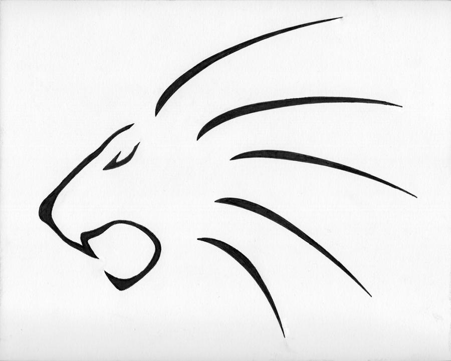 Animal Abstraction Lion By Sundisk Arts On DeviantArt