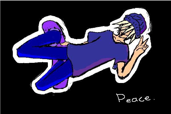 Peace by Shnorkel