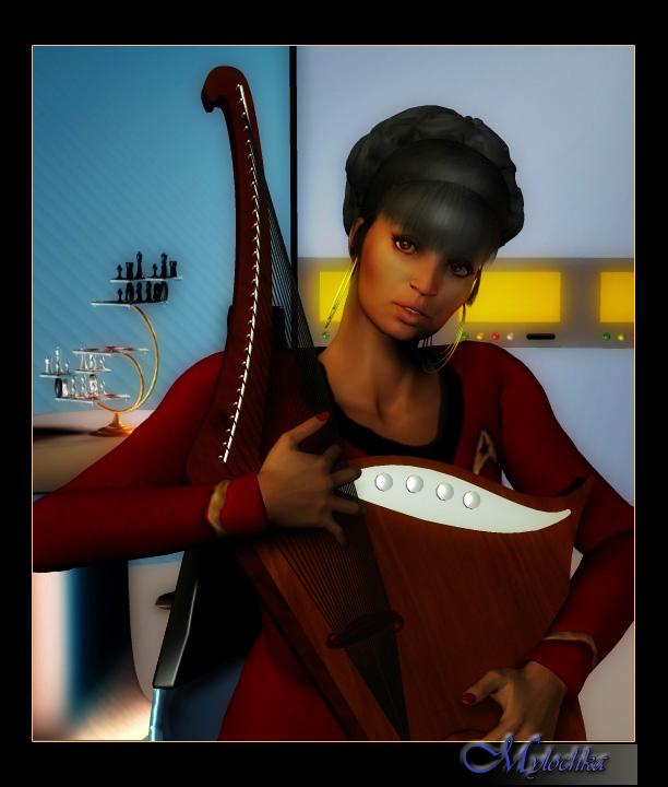 Uhura Sings by mylochka