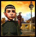 Child Spock 03 by mylochka