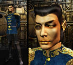Spock Steampunked by mylochka