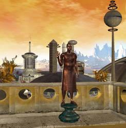 Vulcan City Scene 02 by mylochka