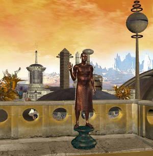 Vulcan City Scene 02