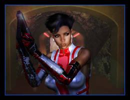 Uhura Goes Undercover 03 by mylochka