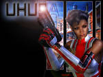 Uhura Undercover Wallpaper01 by mylochka