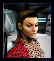 Romulan Commander 02 by mylochka