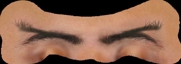 Klingon brows by mylochka