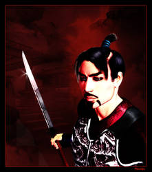 Dynasty Warrior Spock