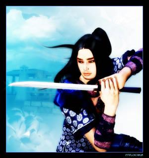 Dynasty Warrior Sulu