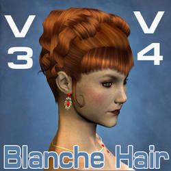 Blanche Hair by mylochka