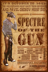 Spectre of the Gun Poster by mylochka