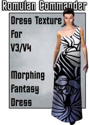 Rom Comm Dress for V3 V4 MFD by mylochka