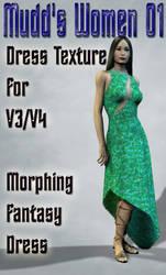 Mudd's Women Dress 01 for MFD by mylochka