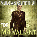 Vulcan Outfit for M4 Valiant01