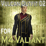 Vulcan Outfit for M4 Valiant02