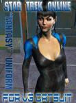 V3 Trek Game Bodysuit Texture