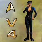 V4  Communicator Poses