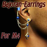 Bajoran Earrings for M4 by mylochka