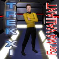 Trek XI - M4 Valiant by mylochka